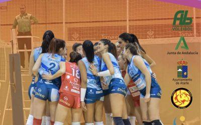 COPA ANDALUCIA VOLEIBOL 21 -trofeo Lola Jiménez-